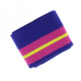 Campus Striped Ribbed Cuffs (110x7cm) - Woop