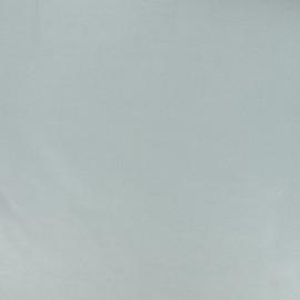 Tissu Bengaline enduit - gris clair x 10cm