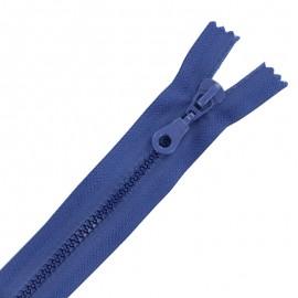 Fermeture Eclair® Séparable Synthétique Moulée - Bleu Cobalt