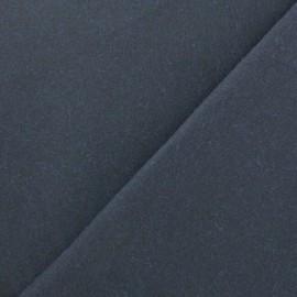 Tissu Coton huilé - noir x 10cm