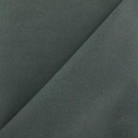 Tissu Coton huilé - vert olive x 10cm