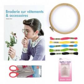 Kit Broderie La Brodeuse - Spécial Fêtes