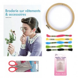 The Embroiderer Kit - Special Holiday