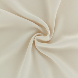 Light crepe fabric - nude x 10cm