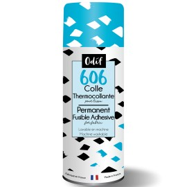 Colle tissu 606 thermofixable 250 ml - ODIF