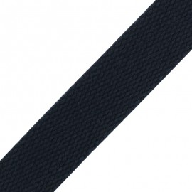 Cotton Strap - navy