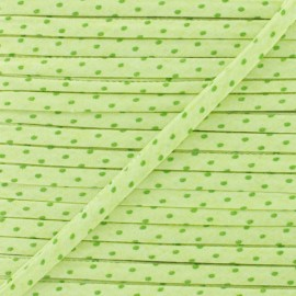 7 mm Frou-Frou Dot Cord - Olive Garden B