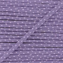 7 mm Frou-Frou Dot Cord - Lavender A