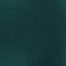 Felt Fabric - Emerald green x 10cm
