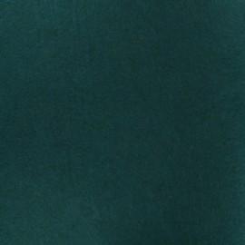Tissu Feutrine - Vert émeraude x 10cm