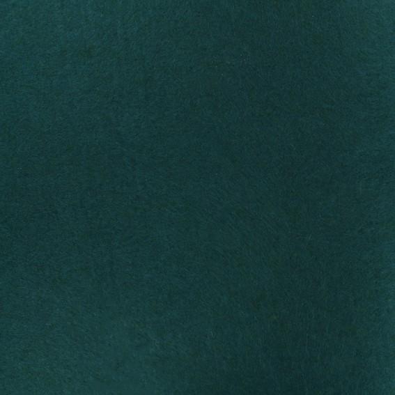 Tissu Feutrine Vert émeraude X 10cm