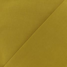 Cotton Fabric - Mustard yellow x 10cm