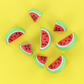 Child Buttons Set - Watermelon