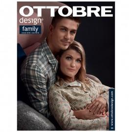 Patron Famille Ottobre Design - 7/2018