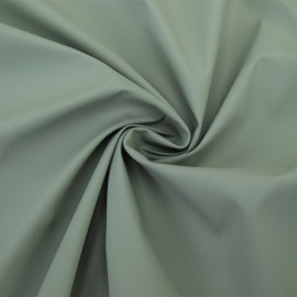 Plain Special rain waterproof fabric - white x 10cm
