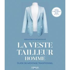 """Livre """"La veste tailleur Homme"""""""