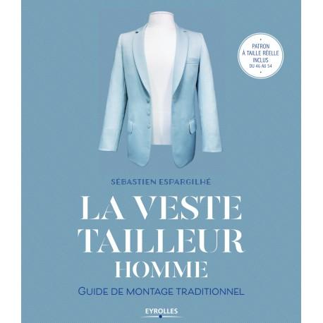 """Book """"La veste tailleur Homme"""""""