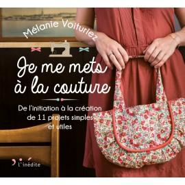 """Book """"Je me mets à la couture"""""""