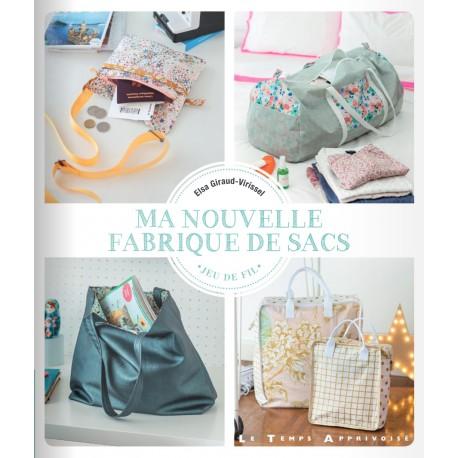 """Book """"Ma nouvelle fabrique de sacs"""""""
