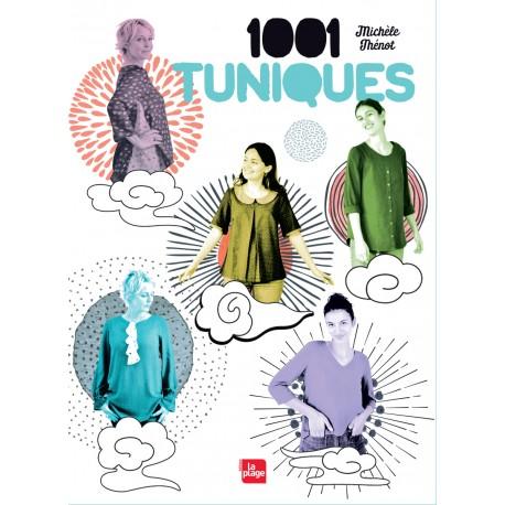 """Livre """"1001 tuniques"""""""