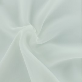 Crepe Muslin Fabric - whipped cream x 50cm