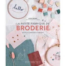 """Book """"La petite fabrique de broderie"""""""