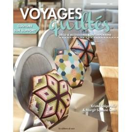 """Livre """"Voyages quiltés - Déco & accessoires"""""""
