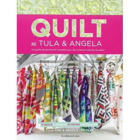 "Livre ""Quilt avec Tula & Angela"""