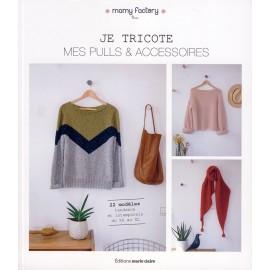 """Book """"Je tricote mes pulls & accessoires"""""""
