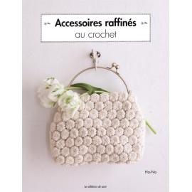 """Livre """"Accessoires raffinés au crochet"""""""