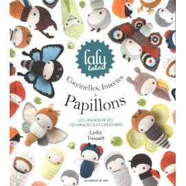 """Book """"Coccinelles, Insectes & Papillons"""""""