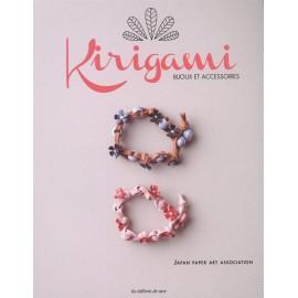 """Livre """"Kirigami - Bijoux et accessoires"""""""