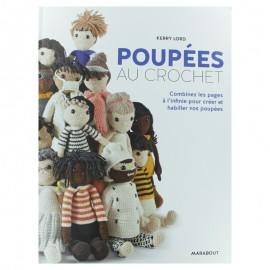 """Book """"Poupées au crochet"""""""