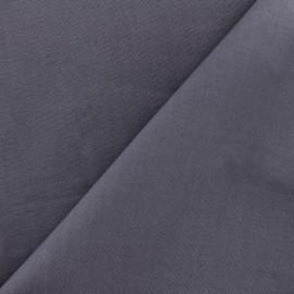 Tissu Coton uni - violine x 10cm