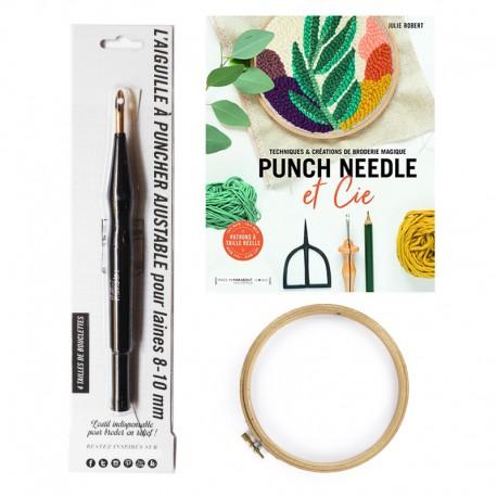 Kit Punch Needle & Cie