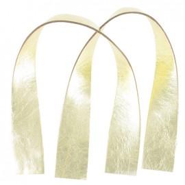 Poignées Ogive métallisé doré