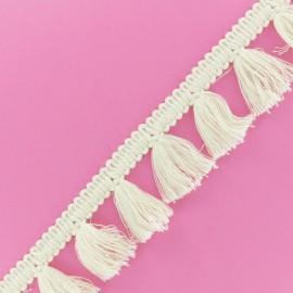 Antoinette Tassel Trimmings - Vanilla x 1m
