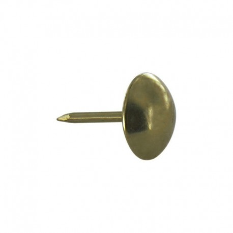 10mm Upholstery Nail Tack - Antic Brass (x100)