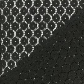 Lace Fabric Anna - Dark blue x 10cm
