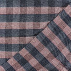 ♥ Coupon 100 cm X 140 cm ♥ Lurex Viscose Fabric - Suzanne