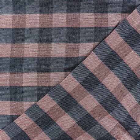 Viscose Fabric - Green Garance x 10cm