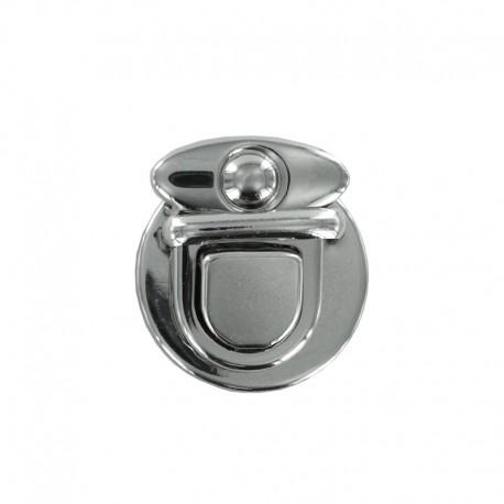 Clip Attachment for Schoolbag - Silver Alice