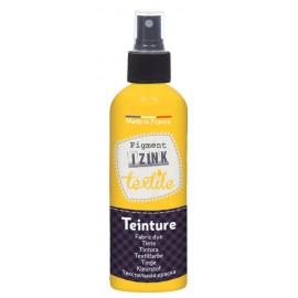 Izink teinture textile jaune camomille 180ml