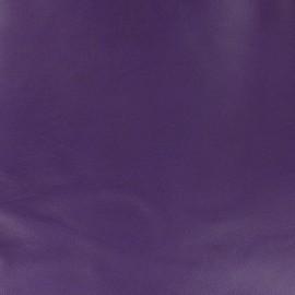 Peau d'Agneau Cuir Véritable Lorraine - Violet