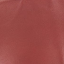 Lambskin Genuine Leather - Pink Brick Alta