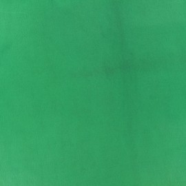 Stretch Lambskin Genuine Leather - Green Meadow