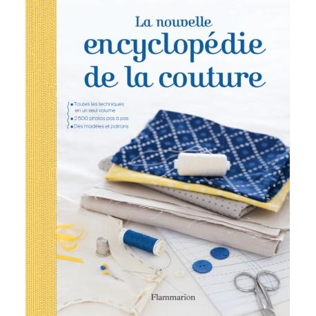 """Livre """"La nouvelle encyclopédie de la couture"""""""