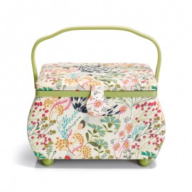 Large Size Prym Sewing Box - Meadow