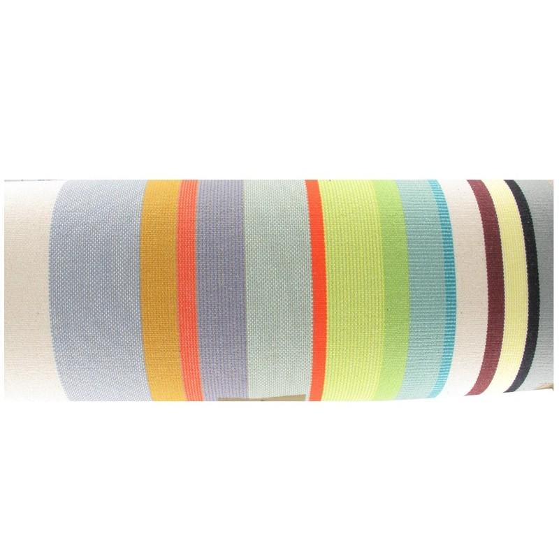 tissu toile transat sainte colombe multicolore 43cm x. Black Bedroom Furniture Sets. Home Design Ideas