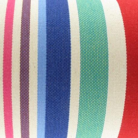 Deckchair Canvas Fabric - Cabanon Roy (43cm) x 10cm